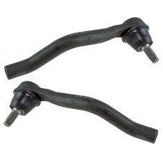 05-12 Acura RL Outer Tie Rod End Pair