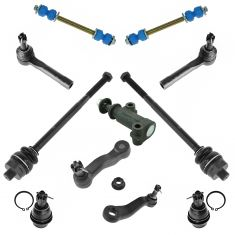 99-07 Cadillac, Chevy, GMC, Pickup & SUV Multifit Suspension Kit (11 Piece)