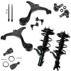 03-05 Honda Civic Front Steering & Suspension Kit (12 Piece)