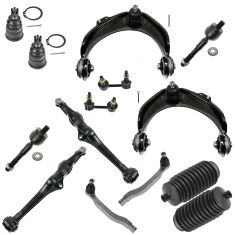 98-02 Honda Accord 3.0L Front Steering & Suspension Kit (14 Piece)