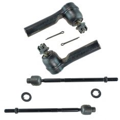 07-11 Honda CR-V (Japan Built) Inner & Outer Tie Rod End Set of 4