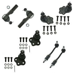 97-99 Dodge Dakota; 99 Durango 2WD Front Steering & Suspension Kit