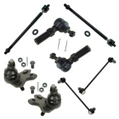 09-13 Corolla (US Built); 09-13 Matrix Front Steering & Suspension Kit (8 Piece)