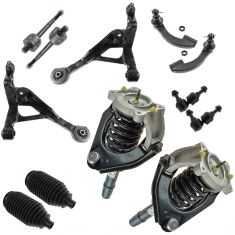 01-06 Sebring Convertible; 01-06 Stratus Sedan Steering & Suspension Kit (12 Piece)