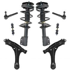 GM Midsize Multifit Steering & Suspension Kit (8 Piece)