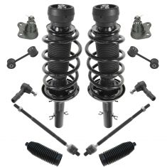 98-10 VW Beetle; 99-06 Golf; 99-05 Jetta Steering & Suspension Kit (12 Piece)