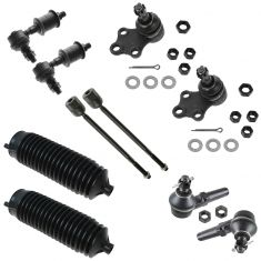 93-02 Mercury Villager, Nissan Quest Steering & Suspension Kit (10 Piece)
