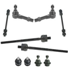 1995-11 Explorer Ranger B-Series Mountaineer Steering & Suspension Kit (10pc)