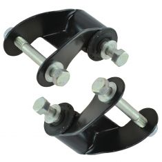 73-99 GM C/K, R/V PU; 74-91 K5 Blazer, Jimmy; 74-91 Sub; 74-99 P Van Rear Rearward Shackle Kit Pair
