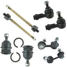 00-05 Hyundai Accent Front Steering & Suspension Kit (8 Piece)