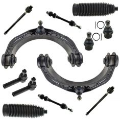 06-10 Ram 2500 3500 2WD Front Steering & Suspension Kit (12 Piece)