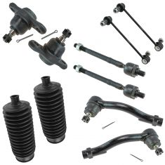 05-09 Hyundai Tucson; 05-10 Kia Sportage Front Suspension Kit (10 Piece)
