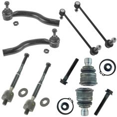 07-11 Nissan Versa Front Steering & Suspension Kit (8 Piece)