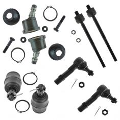 98-11 Explorer Ranger B-Series Mountaineer Steering & Suspension Kit (8 Piece)