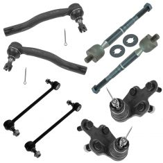01-03 Toyota Highlander Front Steering & Suspension Kit (8 Piece)