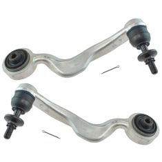 07-08 Lexus LS460; 09-15 LS460 RWD Front Upper Rearward Control Arm w/ Ball Joint Pair