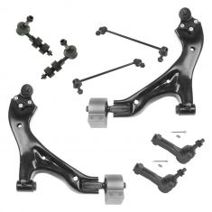 05-06 Chevy Equinox; 06 Pontiac Torrent; 02-07 Saturn Vue Front Steering & Suspension Kit (8 Piece)