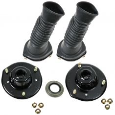 97-03 Avalon, Camry, ES300, Solara Front & Rear Strut Mount Kit (Set of 4)