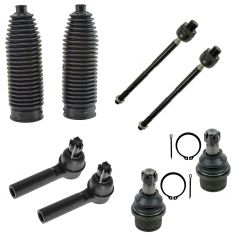 03-10 Dodge Ram 2500 3500 2WD Front Steering & Suspension Kit (8 Piece)
