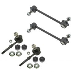99-05 Sonata XG300 XG350; 01-06 Optima Amanti Front & Rear Sway Bar Link Set of 4