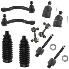08-12 Honda Accord Front Steering & Suspension Kit (10 Piece)