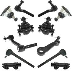 85-94 GM Mid Size SUV & PU Steering & Suspension Kit (12pc)