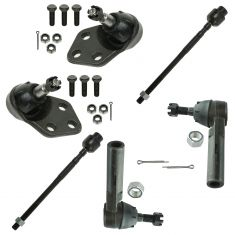 85-99 GM Multifit Front Steering & Suspension Kit (Set of 6)