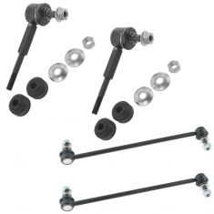 06-15 Toyota Rav4 Front & Rear Sway Bar End Link Kit (4 Piece)