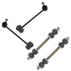 07-13 GM Full Size SUV Front & Rear Sway Bar End Link Set of 4