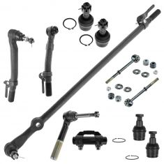 05-07 Ford F250-F550SD 4WD Front Steering & Suspension Kit (11 Piece)