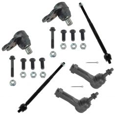 05-10 Chevy Cobalt; 07-10 Pontiac G5; 03-07 Saturn Ion Front Steering & Suspension Kit (6 Piece)