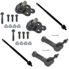 05-10 Chevy Cobalt; 05-11 HHR; 07-10 Pontiac G5 Front Steering & Suspension Kit (6 Piece)