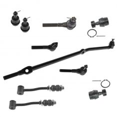 91-01 Jeep Cherokee; 91-92 Comanche Front Steering & Suspension Kit (10 Piece)