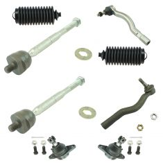 91-97 Toyota Previa Front 8 Piece Steering & Suspension Kit