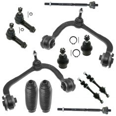 05-08 Ford F150; 06-08 Lincoln Mark LT 2WD 12 Piece Steering & Suspension Kit