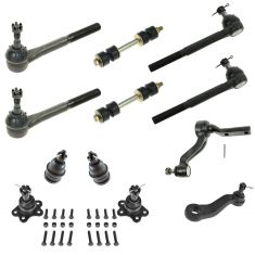 88-92 Chevy GMC P/U FS SUV 2WD Front Steering Kit (12pc)