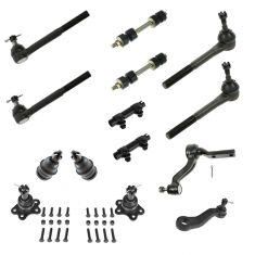 88-92 Chevy GMC P/U FS SUV 2WD Front Steering Kit (14pc)