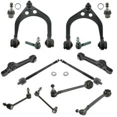 11-13 Chrysler 300; 11-13 Challenger; 11-13 Charger RWD Steering & Suspension Kit (14pc)