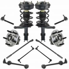 99-04 Chrysler 300m; 98-04  Concorde;  99-01 Chrysler LHS Steering & Suspension Kit (12pc)