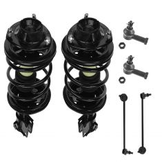 01-05 Chrysler Sebring; Dodge Stratus; Eclipse Coupe Steerng & Suspension Kit (6pc)