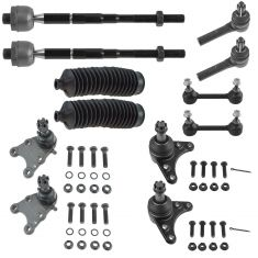 04-06 Chevy Colorado; GMC Canyon Steering & Suspension Kit (12pc)