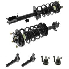 01-09 Ford Mazda Mercury Mid Size SUV Steering & Suspension Kit (6pc)