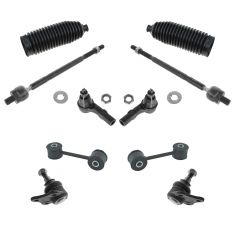 01-10 VW Beetle; 01-06 VW Gold; 01-05 VW Jetta Steering & Suspension Kit (10pc)