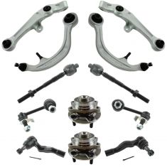 05-07 Infinity G30; 05-09 Nissan 350z Steering & Suspension Kit (12pc)