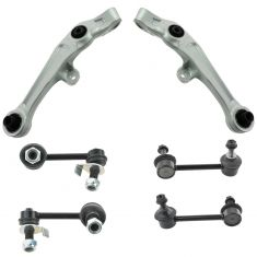 05-07 Infinite G35; Nissan 350Z Steering & Suspension Kit (6pc)