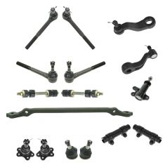 1993-00 Chevy GMC Pickup SUV 2WD Steering & Suspension Kit (16pc)