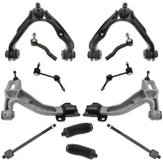03-05 Crown Vic; Grand Marquis; Town Car Front Steering & Suspension Kit (12 Piece)