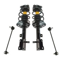 11-14 Chrysler 200; 07-10 Sebring Sedan; 08-14 Dodge Avenger Suspension Kit (4pc)