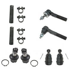 03-08 Dodge Ram 2500; Ram 3500 Front Steering & Suspension Kit (8pcs)