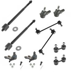 92-96 Lexus ES300; 95-96 Toyota Avalon; 92-96 Camry Front & Rear Steering & Suspension Kit (10pcs)